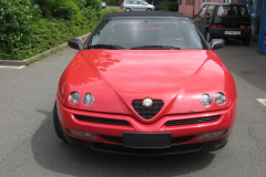 Alfa Romeo BRC