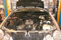 Mercedes E430 PrinsVSI