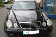 Mercedes E430